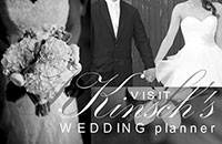 Visit the Kinsch Wedding Planner today!