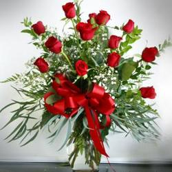 Breath of Roses from Kinsch Village Florist, flower shop in Palatine, IL