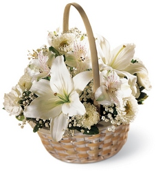 Divinity Basket from Kinsch Village Florist, flower shop in Palatine, IL