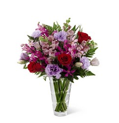 Perfect Impressions Bouquet by Vera Wang from Kinsch Village Florist, flower shop in Palatine, IL