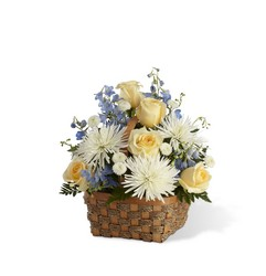 Heavenly Scented Basket from Kinsch Village Florist, flower shop in Palatine, IL
