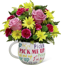 The FTD Pick-Me-Up Bouquet