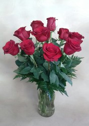 Kinsch's Standard Roses from Kinsch Village Florist, flower shop in Palatine, IL