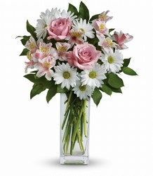 Sincerely Yours Bouquet by Teleflora from Kinsch Village Florist, flower shop in Palatine, IL