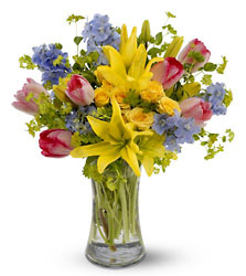 Spring Delight from Kinsch Village Florist, flower shop in Palatine, IL