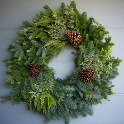Premium Holiday Wreaths